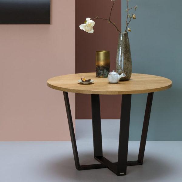 ROTONDO okrogla jedilna miza