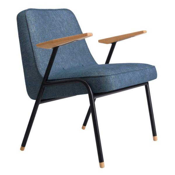 366 metal retro fotelj loft