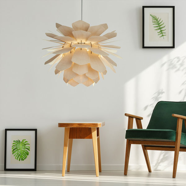 lesena stropna luč LA PIGNE