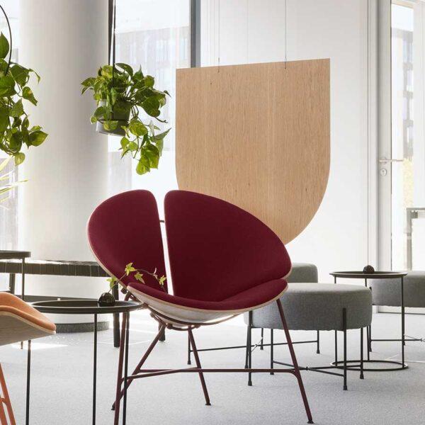 Ginka-oblazinjen-lesen-fotelj1